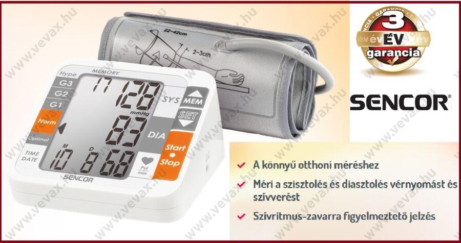 Digitális vérnyomásmérő felkaros »-› ÁrGép