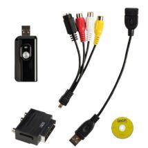 USB digitalizáló készlet