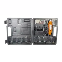 Mini gravírozógép 60 db-os készletben