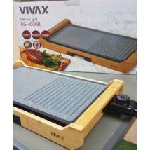 VIVAX EG-4020B ELEKTROMOS GRILL