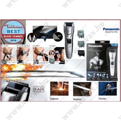 Panasonic Pro ER GB80 SZAKÁLLVÁGÓ HAJVÁGÓ 3 feltétes AKKUS SZAKÁLLNYÍRÓ  HAJNYÍRÓ 3 év GARANCIA 691abffaf0